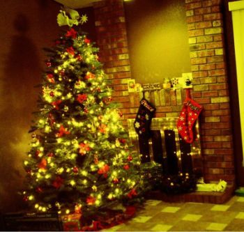 c6d9ab7cc2d Arbol navidad. Por el lado de los árboles artificiales