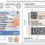 Costo de Licencia para Conducir 2013