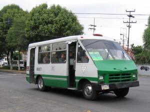 precio microbus