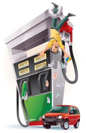 gasolina magna