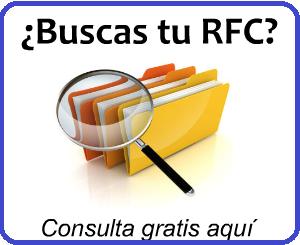 ¿Cómo sacar el RFC+Homoclave?