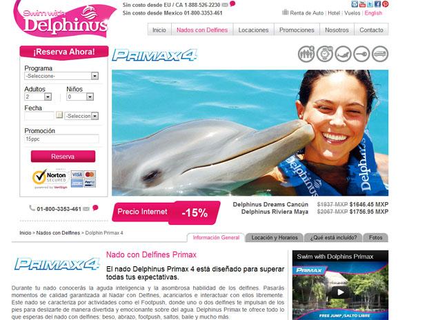 delphinus buen fin