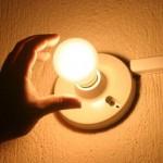 Aumento de Luz en Octubre 2014