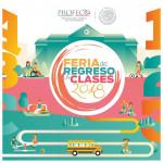 Calendario de la Feria de Regreso a Clases 2018