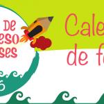 Calendario de la Feria de Regreso a Clases 2016